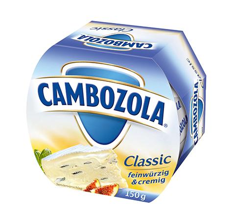 Produktbild für CAMBOZOLA Classic 150 g